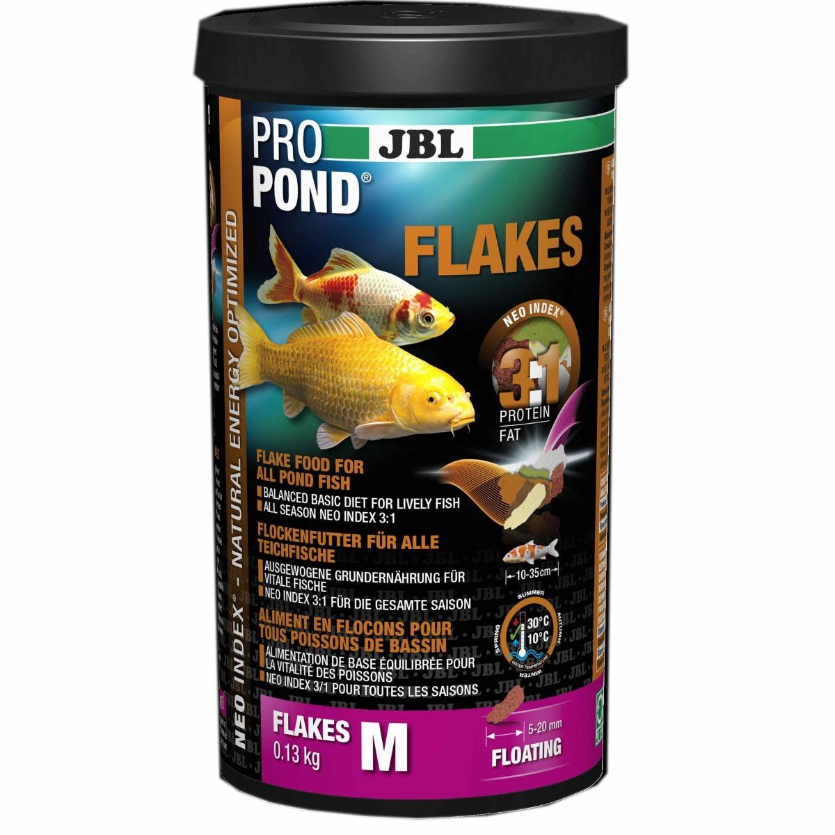 JBL PROPOND FLAKES  - Aquário Estilos