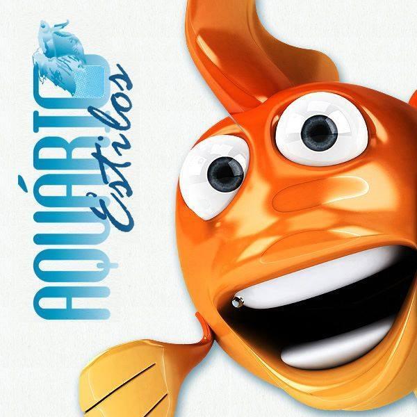Kit aquário  - Aquário Estilos