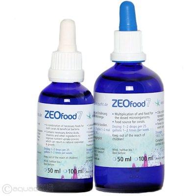 Korallen Zucht ZEOfood 7 50mL  - Aquário Estilos