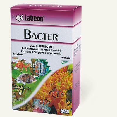 Labcon Bacter 10 cápsulas  - Aquário Estilos