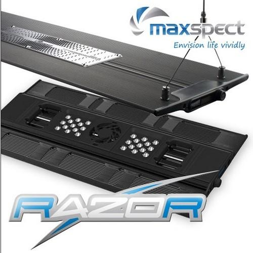 Maxspect Razor 130W (15000k - 52cm)  - Aquário Estilos