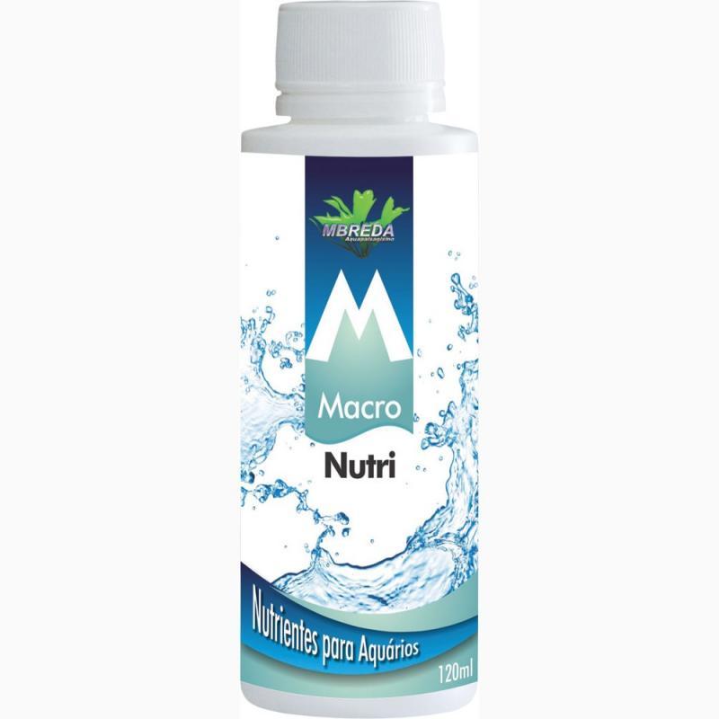 MBreda Fertilizante Líquido Macronutri 500mL  - Aquário Estilos