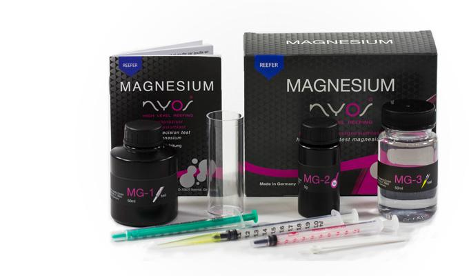 Nyos Magnesium Teste  - Aquário Estilos