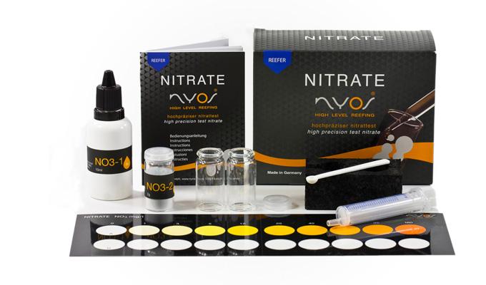 Nyos Nitrate Teste  - Aquário Estilos