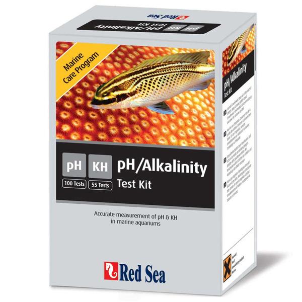 RedSea Kit de Teste - Alcalinidade / PH  - Aquário Estilos