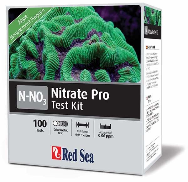 RedSea Kit Pro Teste Nitrato  - Aquário Estilos