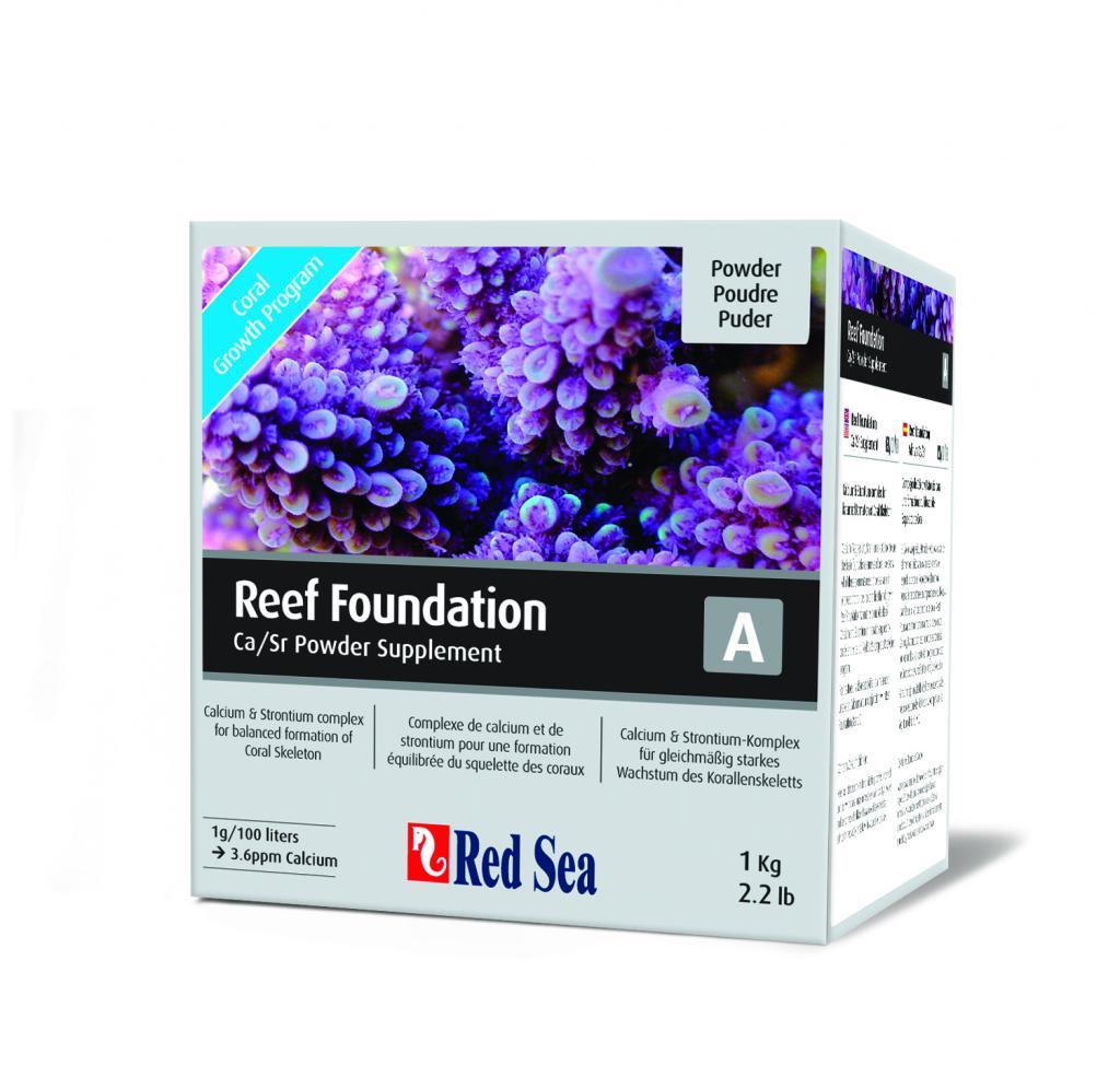 RedSea Reef Foundation ® A 1Kg  - Aquário Estilos