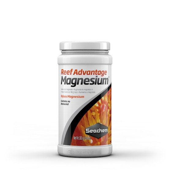 Seachem Reef Advantage Magnesium ™ 300g  - Aquário Estilos