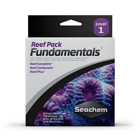 Seachem Reef Pack™: Conceitos básicos  - Aquário Estilos