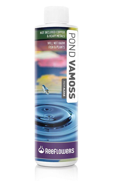 ReeFlowers Pond Vamoss  - Aquário Estilos