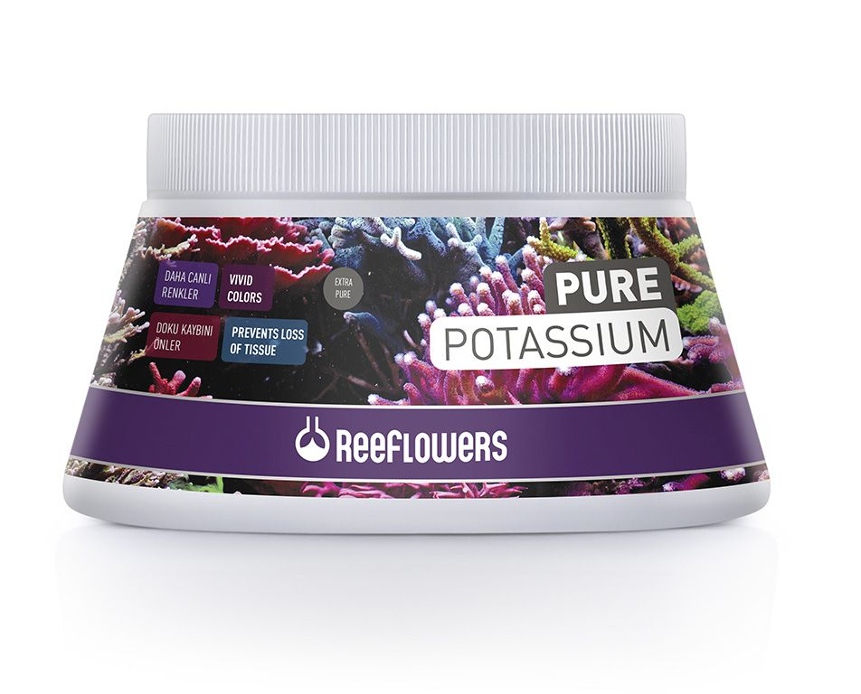 ReeFlowers Pure Potassium  - Aquário Estilos