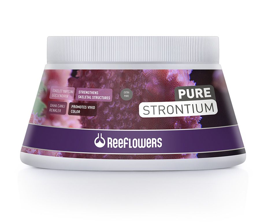 Reeflowers Pure Strontium  - Aquário Estilos