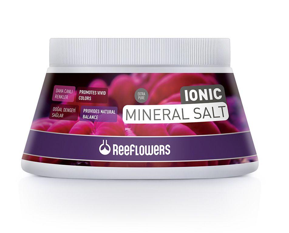 Reeflowers Sal Mineral Iônico  - Aquário Estilos