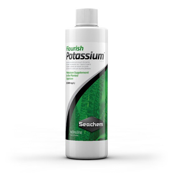 Seachem Flourish Potassium ™  - Aquário Estilos