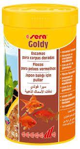 Sera Goldy Flocos 22 gramas  - Aquário Estilos
