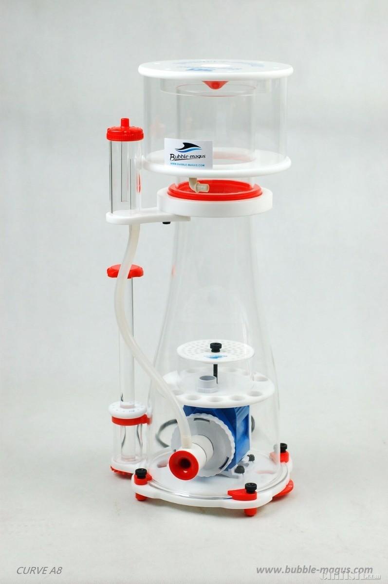 Skimmer Bubble Magus A8 Curve 900L Bomba Eletrônica  - Aquário Estilos
