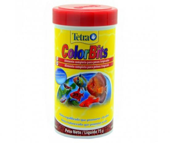 Tetra Color Bits  - Aquário Estilos