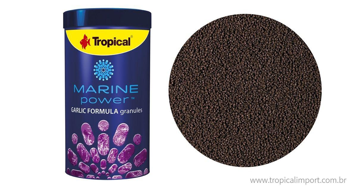 Tropical Garlic Formula Granules  - Aquário Estilos