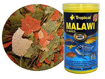 Tropical Malawi Flakes 50g  - Aquário Estilos