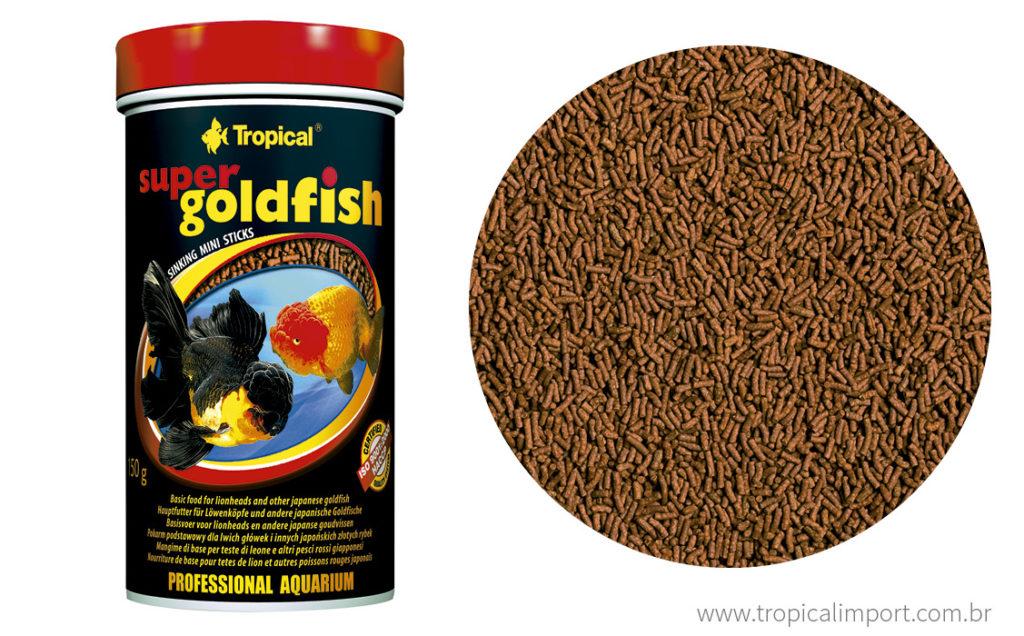 Tropical Super Goldfish Mini Sticks  - Aquário Estilos