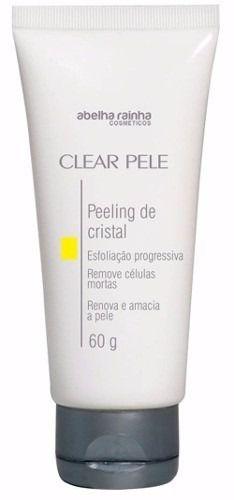 Peeling De Cristal 60g - Esfoliador - Abelha Rainha