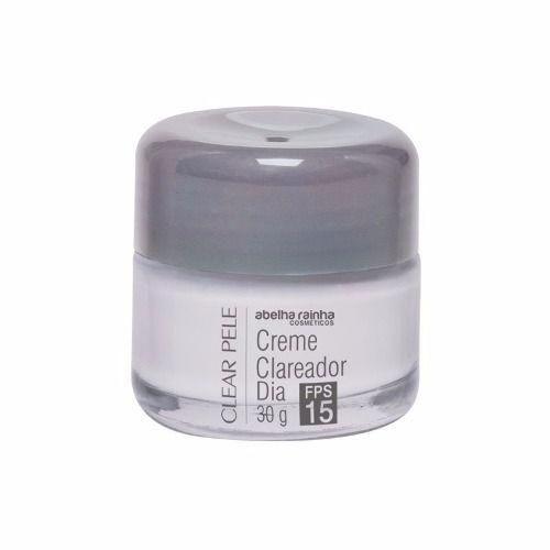 Clear Pele Creme Clareador Fps-15 30g - Abelha Rainha