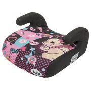 Assento Elevação Infantil Para Carro Meninas Rosa Supreme Tutti Baby 15 a 35kg