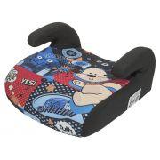 Assento Elevação Infantil Para Carro Meninos 15 a 36kg Azul Supreme Tutti Baby