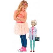 Barbie Boneca De Meninas Infantil Gigante 67 Cm Veterinária Articulada Profissões Lançamento Nova Pupee
