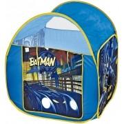 Barraca Infantil Dobrável Batman Cavaleiro Das Trevas Montável Cabana Meninos Grande Azul Fácil Montagem Fun