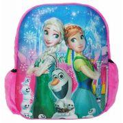Bolsa Mochila Infantil Personagens Disney 3D Alto Relevo