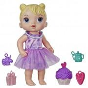 Boneca Baby Alive Brinquedos De Meninas Festa de Presentes Bebê Loira Hasbro