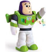 Boneco Articulado Buzz Lightyer Toy Story Original Educativo Eletrônico Infantil Frases Disney Elka
