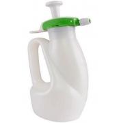 Borrifador Pulverizador Manual Spray Com Compressão Prévia 1,2 Litros Alta Pressão Anatômico Aparelho Mecanico Soluções Líquidas Jardim Limpeza