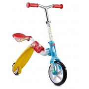 Brinquedo Bicicleta Patinete Infantil Equilíbrio 2 Em 1 Brincar Coordenação Motora Radical Rodas Fisher Price