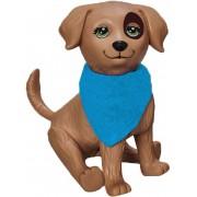 Brinquedos De Meninas Infantil Pet Da Barbie Rookie Brincadeiras Cachorro Fashion Acessórios Mamadeira Lencinho Bolinha Petiscos Comedouro Pupee