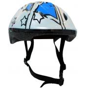 Capacete Infantil Juvenil Para Bike Tsw Tamanho Médio Resistente Proteção Contra Tombos Bicicleta Bel Sports
