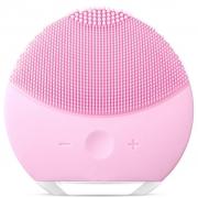 Escova Massageadora Facial Limpeza Profunda Silicone Esponja 7 Velocidades Resistente À Água Elétrica Recarregável