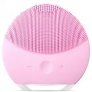 Escova Massageadora Facial Limpeza Profunda Silicone 7 Velocidades Forever Resistente À Água Elétrica Recarregável