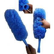 Espanador Eletrostático Perfect Azul Limpeza a Seca Azul Casa