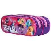 Estojo Escolar Infantil Menina My Little Pony DMW