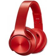 Fone De Ouvido Caixa De Som Sem Fio Headphone 2 Em 1 Vermelho Unissex Xtrax Duo Atende Ligação