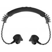 Fone De Ouvido Bluetooth Sem Fio Esportivo Encaixe Anatômico Preto Xtrax Fit Move XTRS-FMV