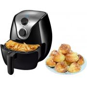 Fritadeira Elétrica Air Fryer Gourmet 4 L Sem Óleo Multilaser