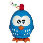 Galinha Pintadinha Mini Musical Brinquedo Infantil Bebê 12 Meses Rodinha Música Boneca Boneco Elka Original