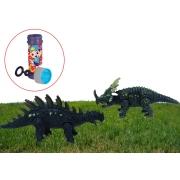 Kit Dinossauros 2 Unidades Modelo 1 + Modelo 2