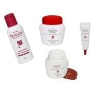 Kit Tratamento Rosa Mosqueta - Rosativ - Abelha Rainha