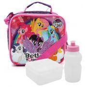 Lancheira Escolar Infantil Térmica My Little Pony Menina