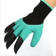 Luva Jardim Cavar Jardinagem Garden Genie Gloves