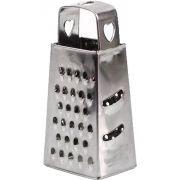 Mini Ralador Fatiador 4 Faces 8 Cm Inox Coração KEHOME